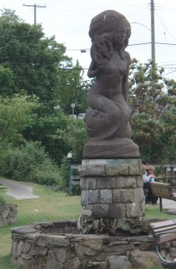 Saltspring Mermaid