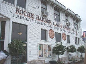 Roche Harbor Grocery store