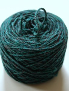 "Berroco Ultra Alpaca in ""Verdigris Mix"""
