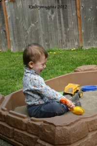 I love my sandbox!