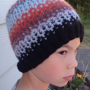 ombre hat 1